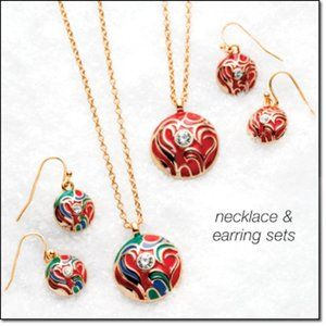Jewelry - Jump for Joy Necklace & Earrings Sets - NIBs